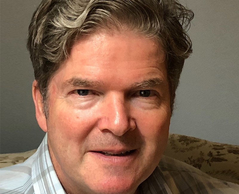 Headshot of Allen Istvanffy