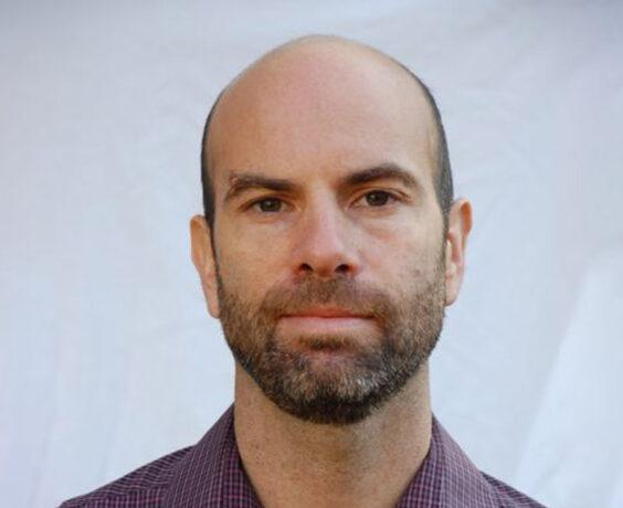Headshot of Colin Hayward