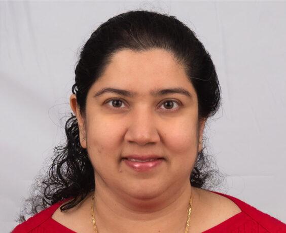 Headshot of Meghana Kotwal