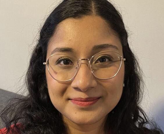 Headshot of Rashiqah Rizwan