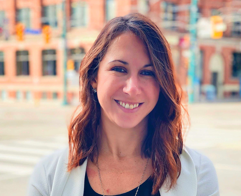 Headshot of Christy Prada