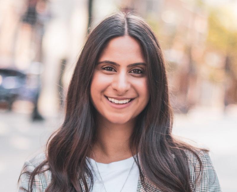 Headshot of Safana Vellani